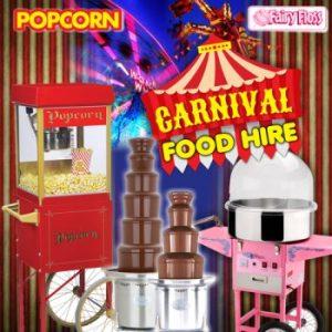 Fun Food / Carnival Food Hire