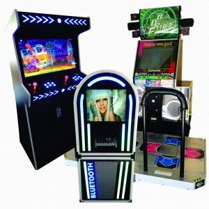 Arcade & Pinball Machine Hire