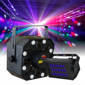 Party Lighting & Effects Hire